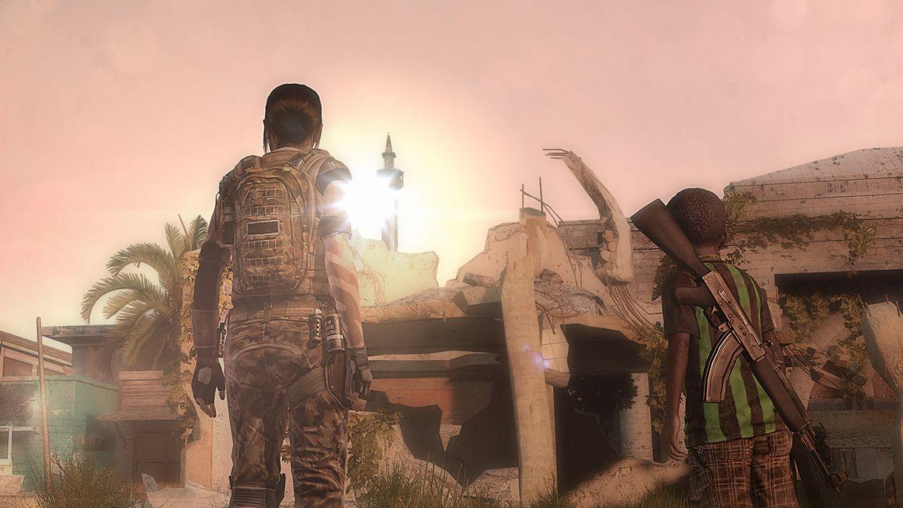 Beyond: Two Souls Screenshots