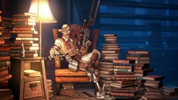 Borderlands 2 Sir Hammerlock's Big Gamer Hunt