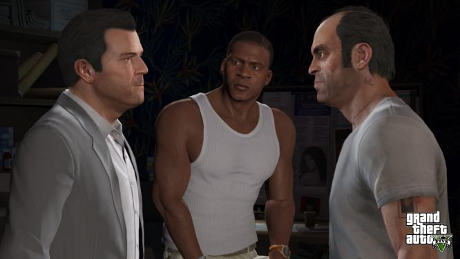 GTA 5 Screenshots