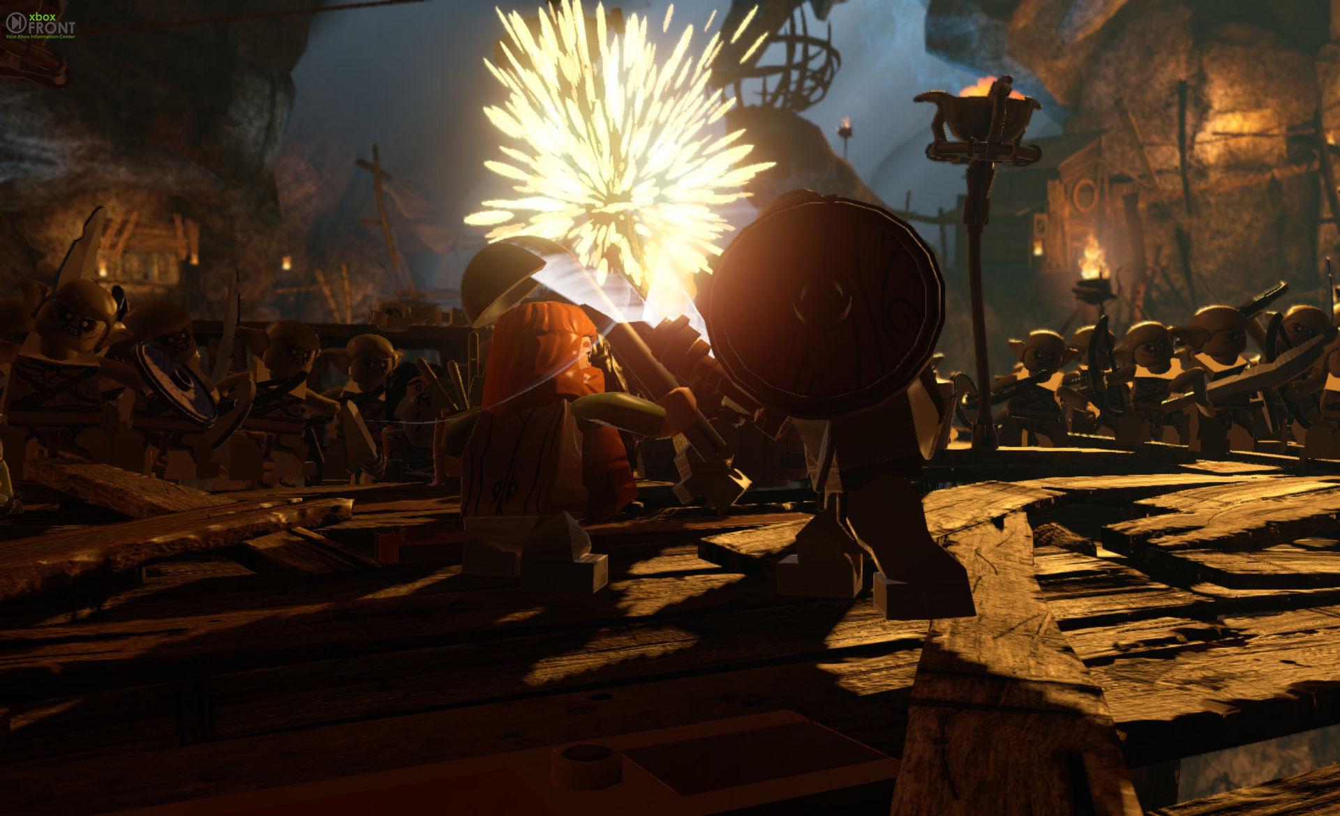 LEGO: Der Hobbit Screenshots