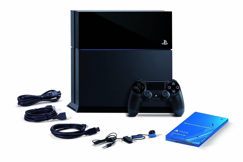 PlayStation 4 Inhalte
