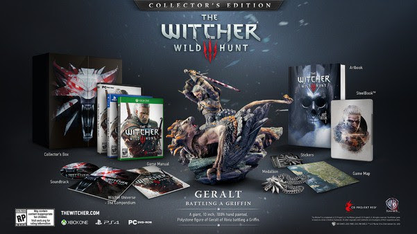 the witcher 3_pre order2