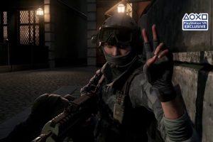 Bravo Team VR PS4 Erscheinungsdatum