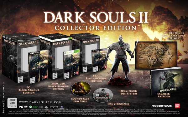 Dark Souls 2 Collector