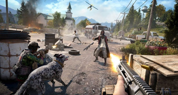 Far Cry 5 Spieldauer