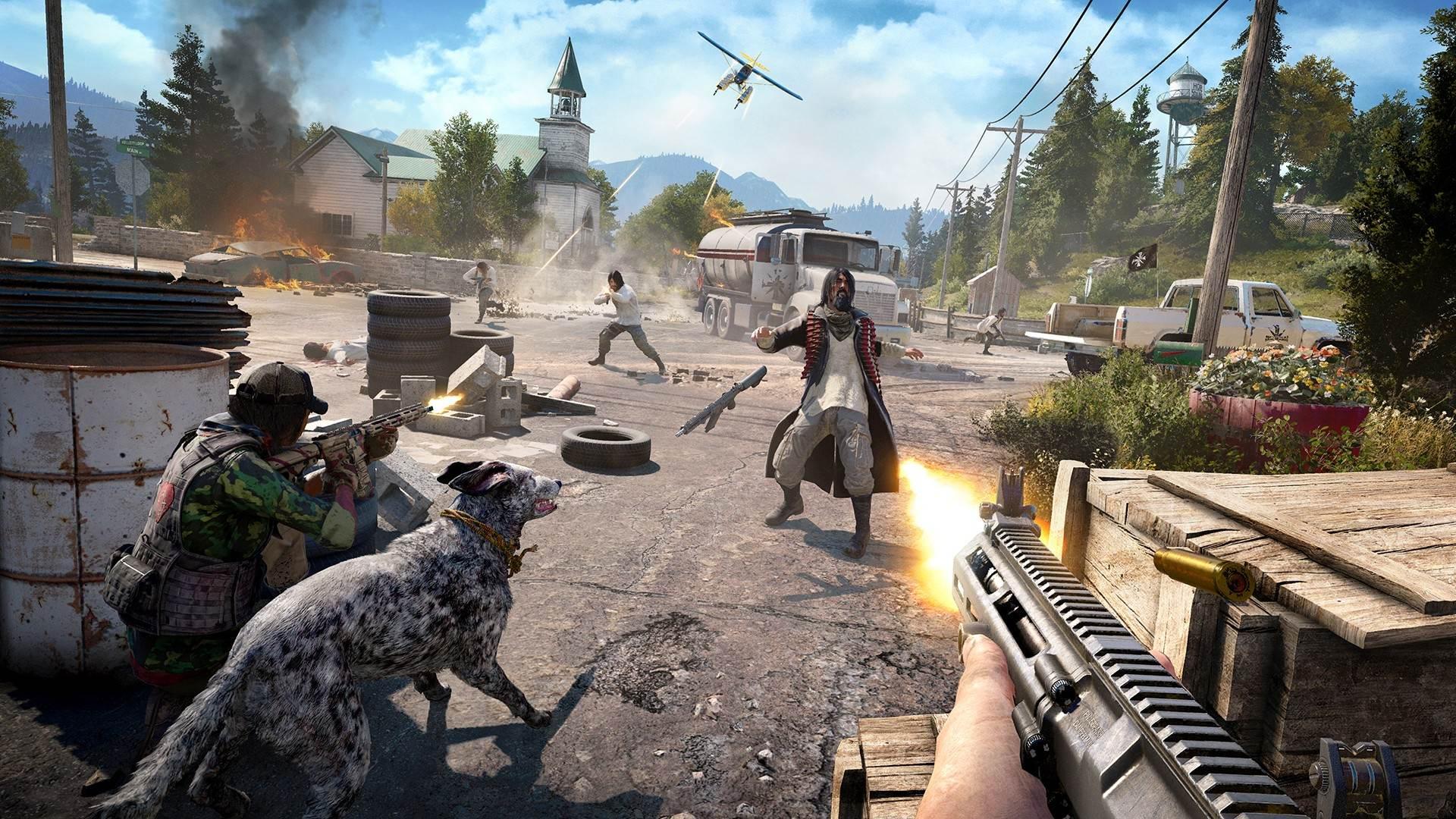 Far Cry 5 Spieldauer