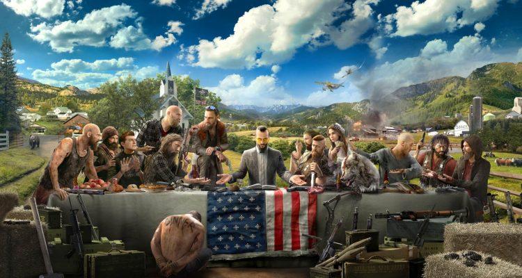Far Cry 5 Trailer