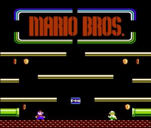 Mario Bros Beitragsbild