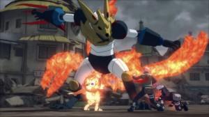 Naruto Shippuden Ultimate Ninja Storm Revolution Screenshots