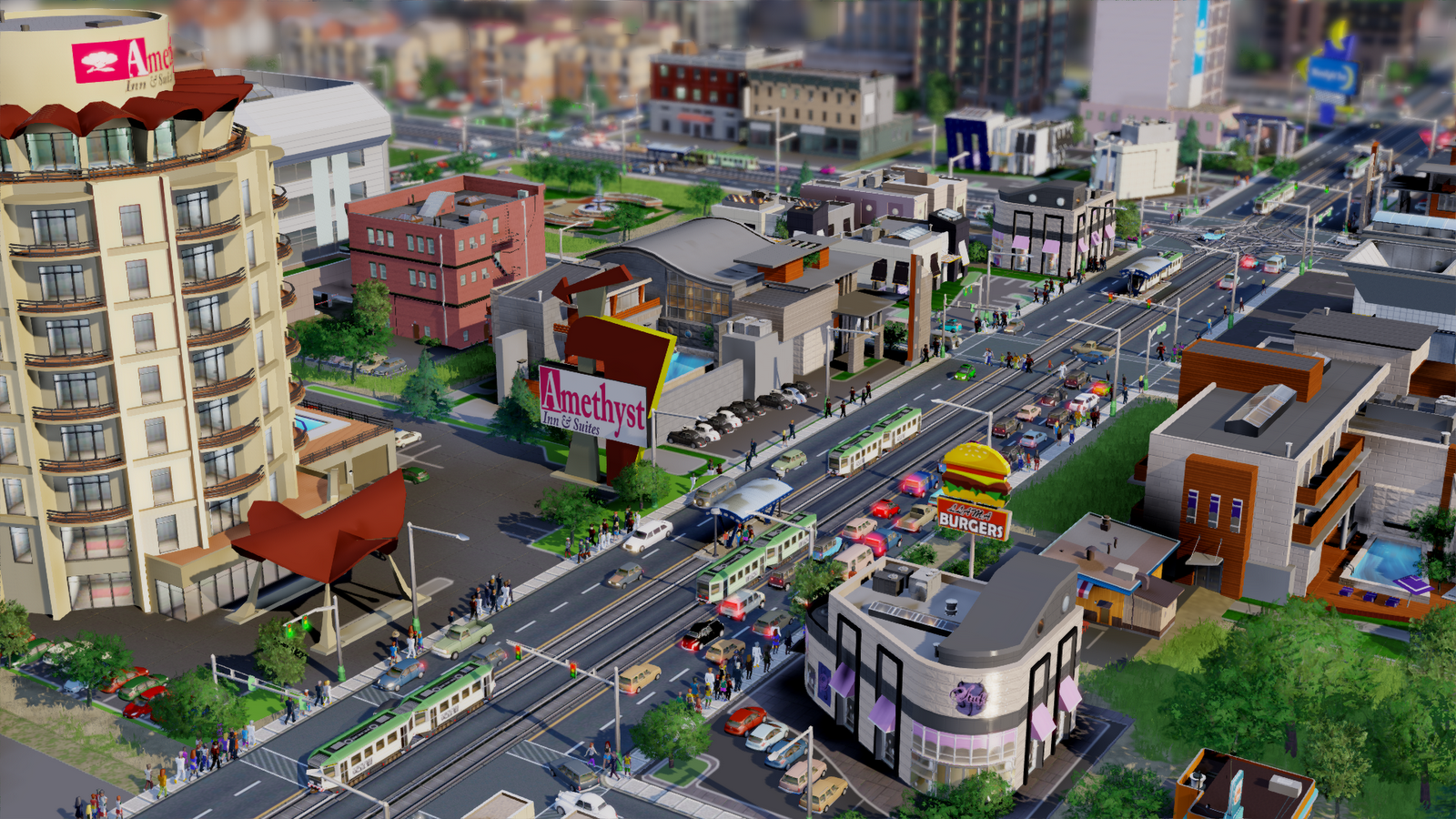 SimCity 2013 PC Game