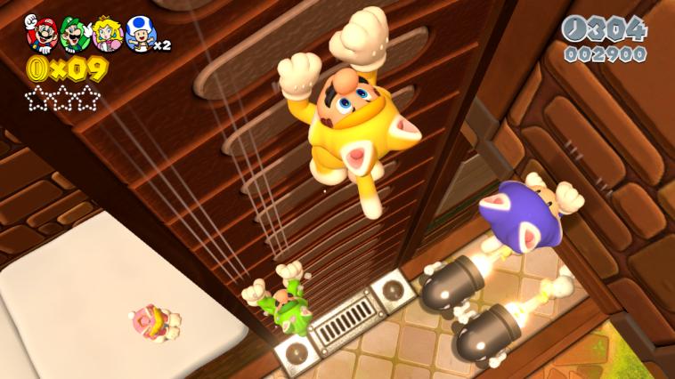 Super Mario 3D World 2