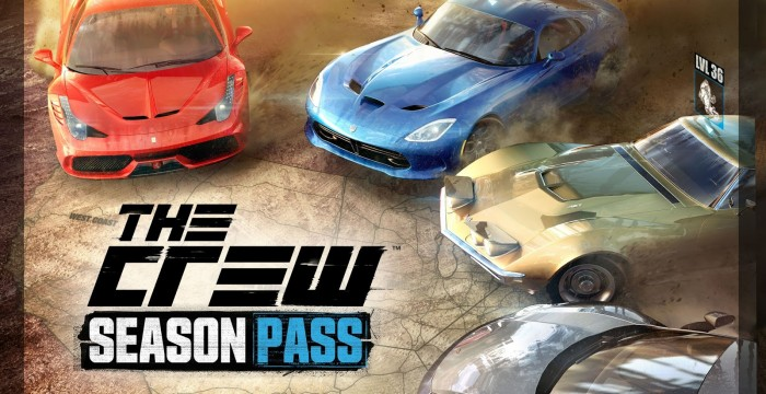 The Crew Season Pass