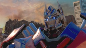 Es gibt neue Transformers: The Dark Spark Screenshots