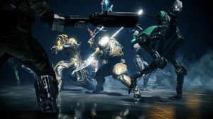 Warframe Playstation 4