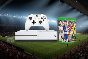 Xbox One S FIFA 17 Bundle