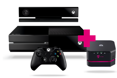 Xbox One T-Mobile