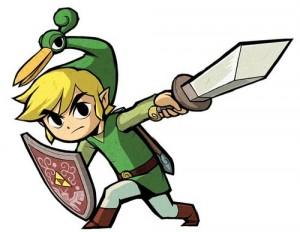 Zelda Minish Cap 1