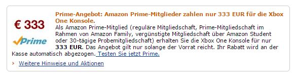 amazon-xbox-one-konsole-333-euro