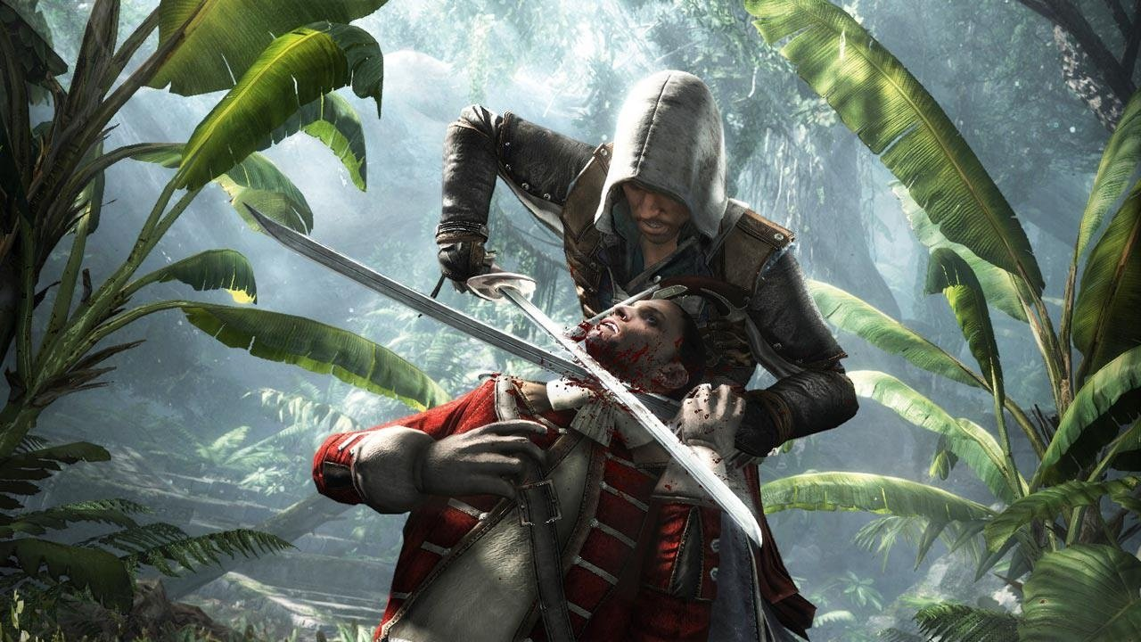 The Nerdstream Era: Assassin's Creed 4 review