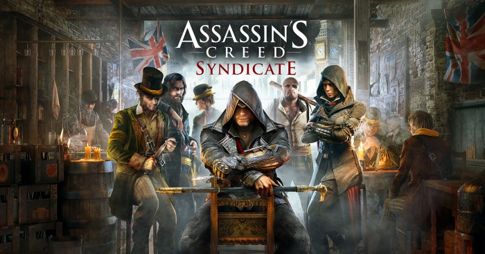 Assassins's Creed Syndicate Trailer