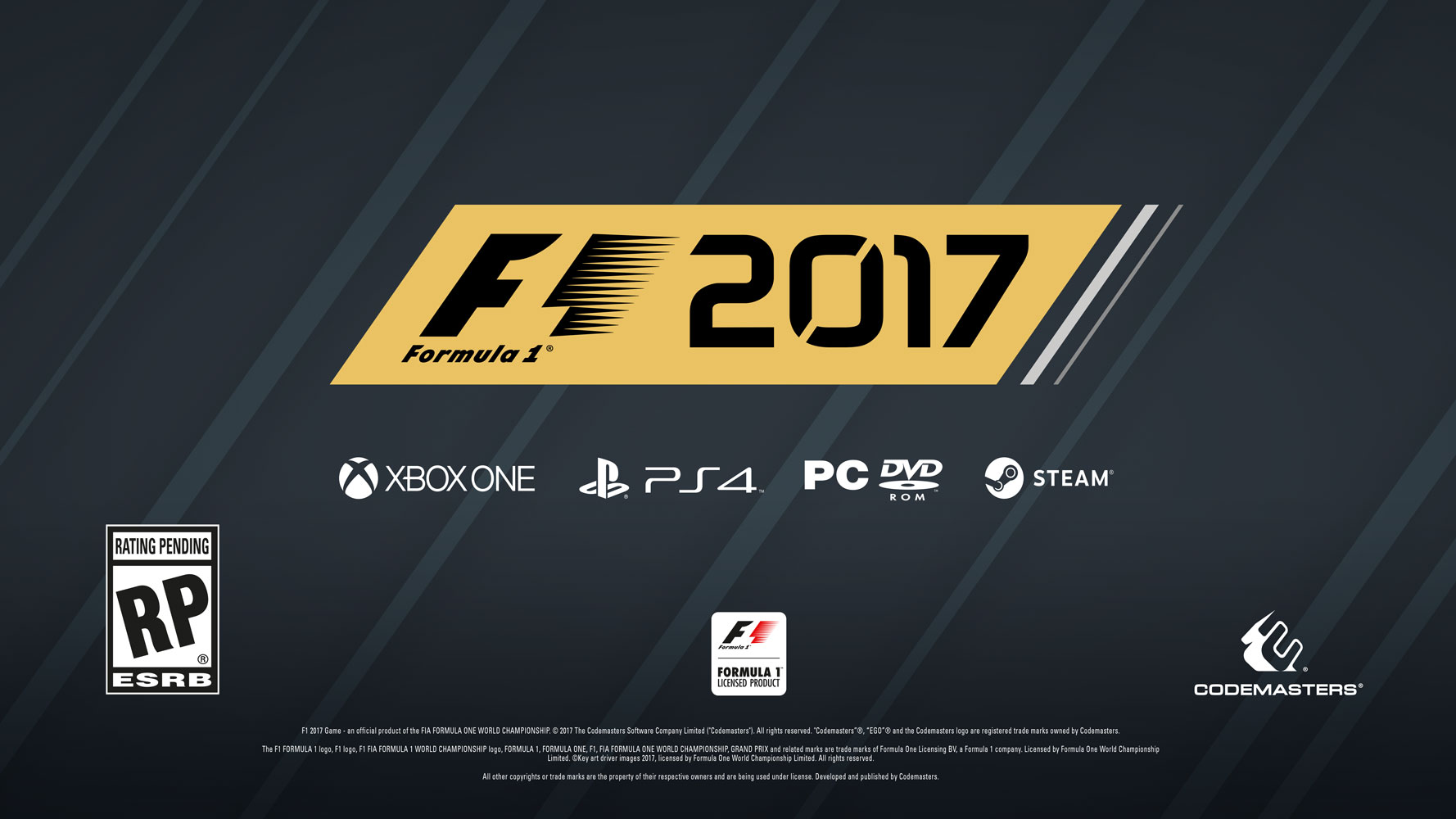 F1 2017 Release