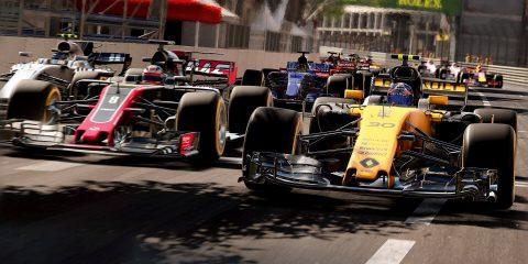 F1 2018 Demo
