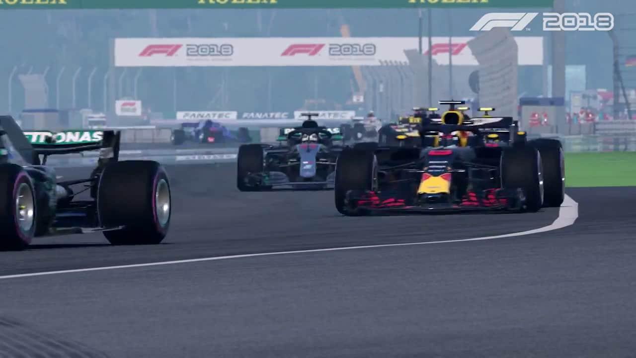 F1 2018 Gameplay Trailer