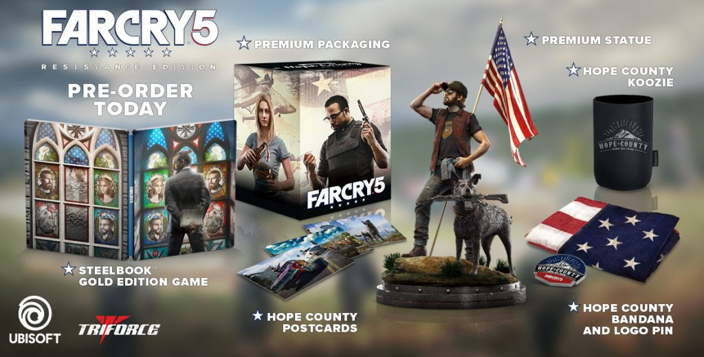 Far Cry 5 vorbestellen
