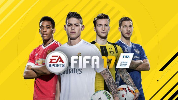 FIFA 17 Deluxe Edition vorbestellen