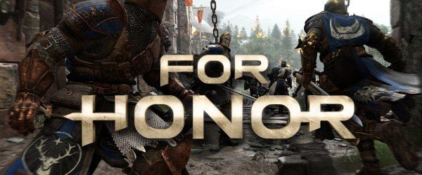 For Honor Open Beta Start