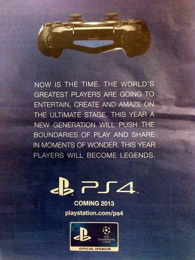 Playstation 4 Werbung