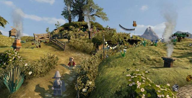 lego hobbit 1