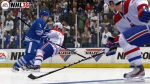 Am 12. September 2013 erscheint NHL 14