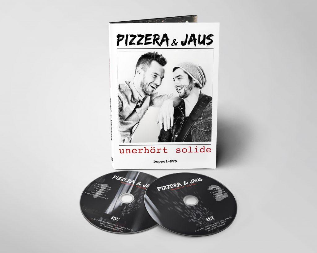 Pizzera und Jaus DVD Unerhört Solide