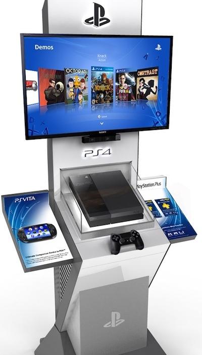 Playstation 4 Demostation