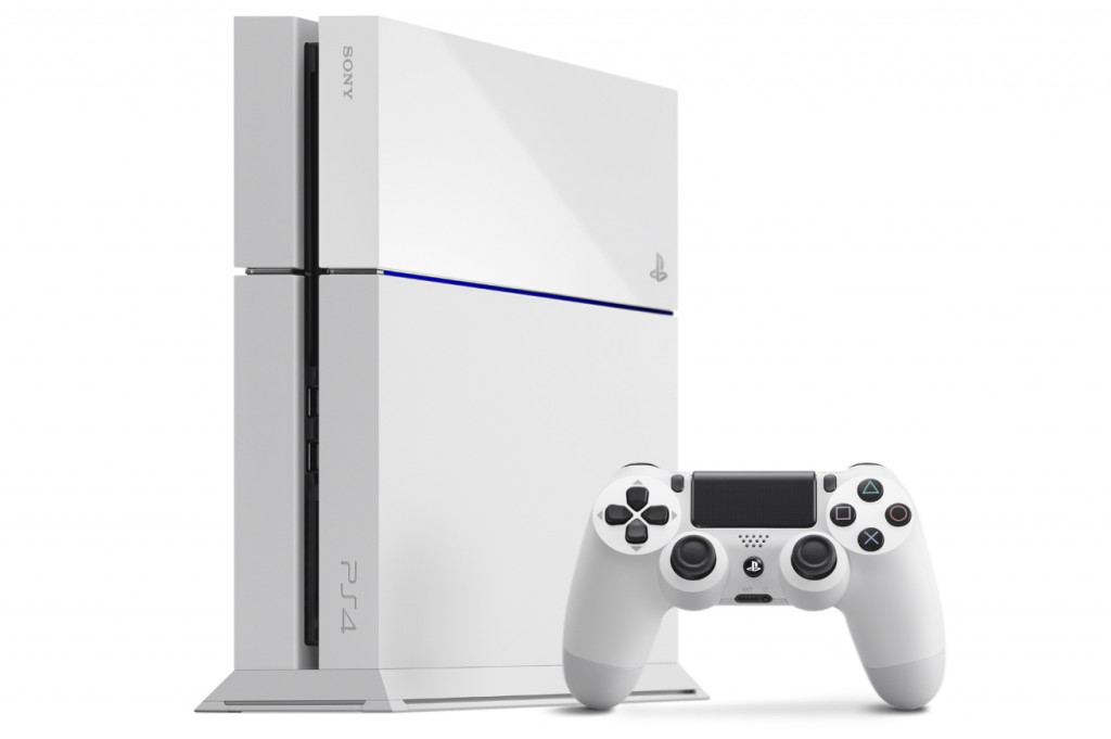ps4-playstation-4-weiss-white