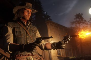 Red Dead Redemption 2 Spielzeit