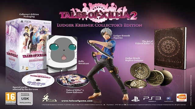 tales of xillia 2 collectors
