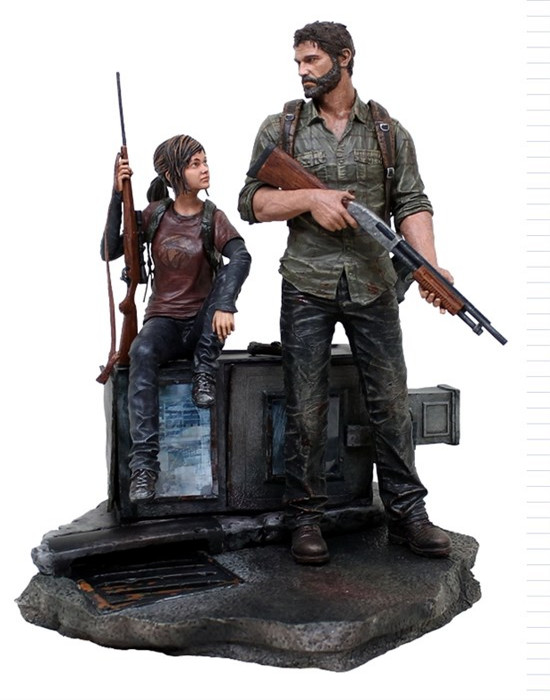 the-last-of-us-statue