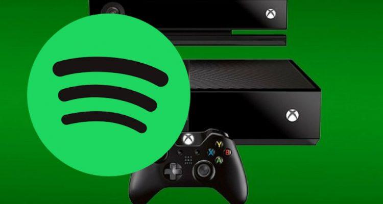 Xbox One Spotify