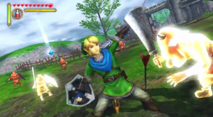 zelda hyrule warriors bild